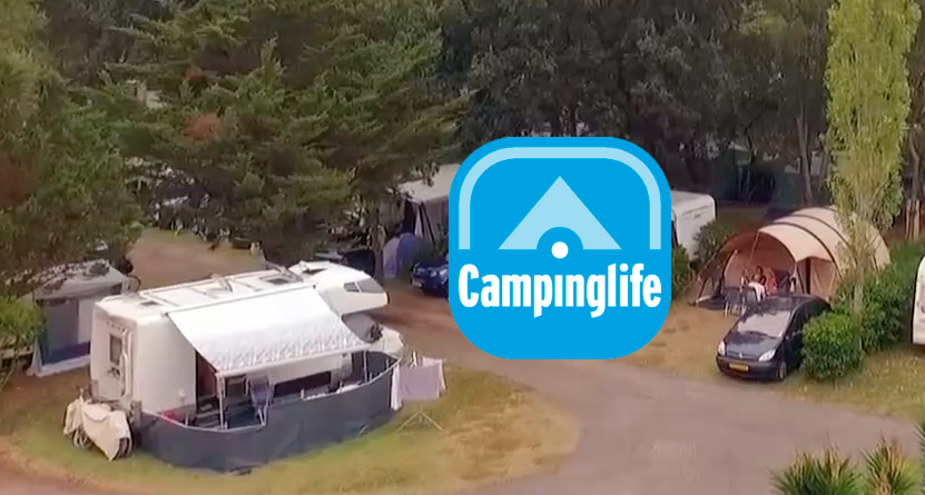 Camping leven